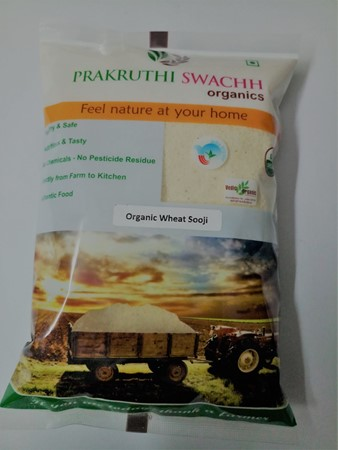 Picture of WHEAT SOOJI 500gm