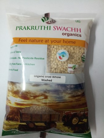 Picture of Organic URAD WHOLE WASHED 1kg