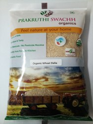 Picture of Organic WHEAT DHALIA 500gm