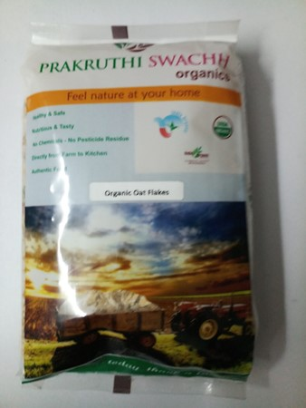 Picture of Organic OAT FLAKES 500gm
