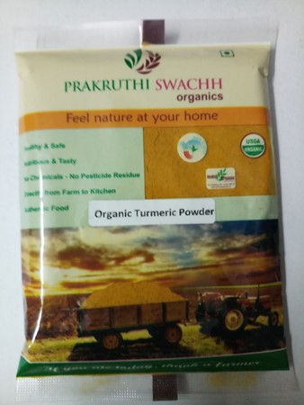 Picture of Organic TURMERIC POWDER 100gm