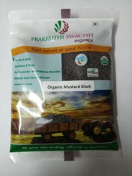 Picture of Organic MUSTARD BLACK 100gm