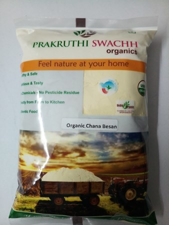 Picture of Organic CHANNA BESAN 500gm