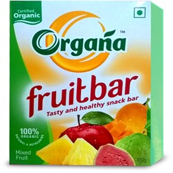 Picture of Organa Mixed Fruit Bar - Box
