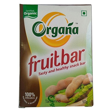 Picture of Organa Tamarind Fruit Bar - Box
