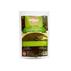 Picture of Sabja Seeds - Sampradaayam - 100gm