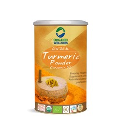 Picture of Organic Turmeric Powder online | OW Zeal Turmeric Powder- 100gm