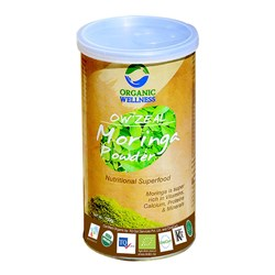 Picture of Organic Moringa Powder online | OW'Zeal Moringa Powder- 100gm