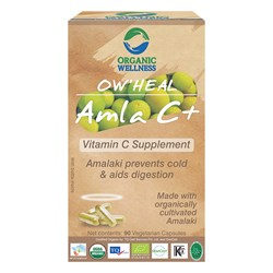 Picture of Organic Amla Online | OW'Heal Amla - C Plus