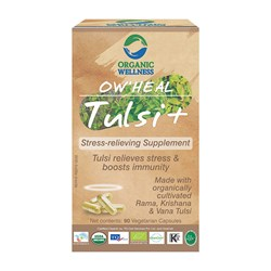 Picture of Organic Tulsi online | OW'Heal Tulsi - Plus