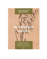 Picture of Organic Multigrain Muesli 300gms
