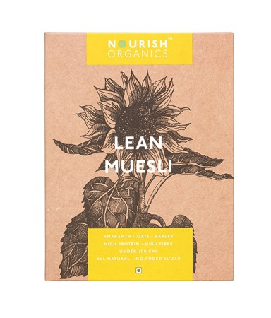 Picture of Organic Lean Muesli 300gms