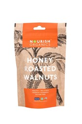Picture of Organic Honey Roasted Walnuts* 100gms