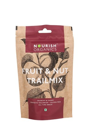Picture of Organic Fruit & Nut Trail Mix 120gms