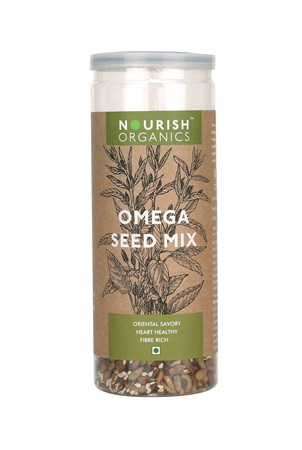 Picture of Organic Omega Seed Mix 150gms