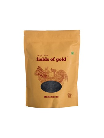 Picture of Fields of Gold - Basil Seeds, 100 g