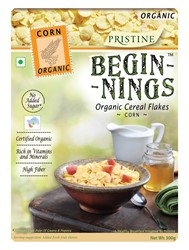 Picture of Beginnings - Organic Corn Flakes, 300g