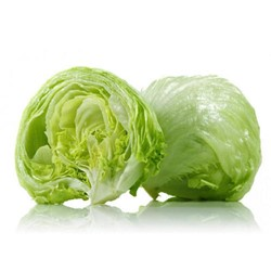 Picture of Iceberg Lettuce - 500 gm