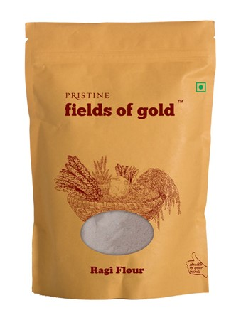 Picture of Fields of Gold - Ragi Flour, 1kg