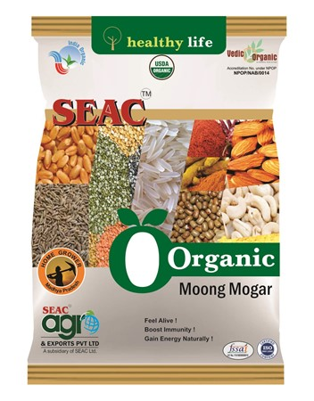 Picture of Organic Moong Mogar 1kg