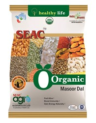 Picture of Organic Masoor Dal 1kg