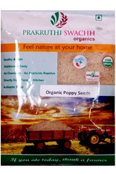 Picture of Organic Poppy seeds 50gms