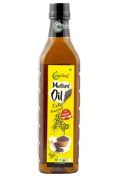 Picture of Orgainc Mustard Oil 1000ml - Nutriorg