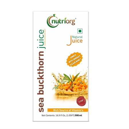 Picture of Organic Sea buckthorn juice 500ml