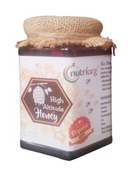 Picture of Organic High Altitude Honey 500 g - Nutriorg