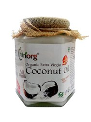 Picture of Organic Extra Virgin Coconut Oil - 300 ml - Nutriorg