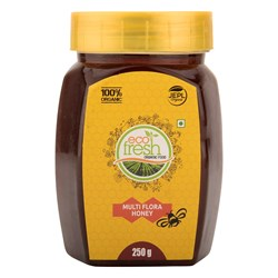 Picture of Organic HONEY MULTIFLORA 250  GM