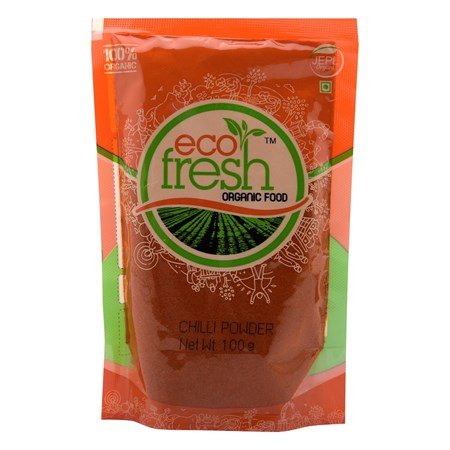 Picture of Organic CHILLI POWDER 100 GM