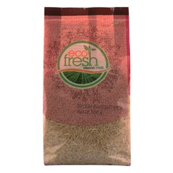 Picture of Organic BASMATI RICE BROWN 1KG