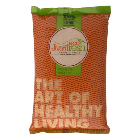 Picture of Organic MOONG DAL 1kg