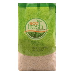 Picture of Organic URAD DAL WHITE SPLIT 500gm