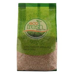 Picture of Organic Sona Masoori Brown Rice 500gm