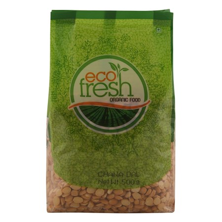 Picture of Organic CHANA DAL 500 GM