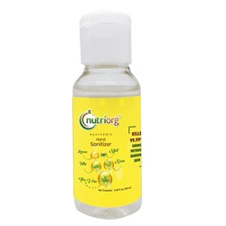 Picture of Ayurvedic Hand Sanitizer 100 ml (Pack of 4)