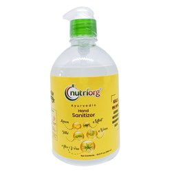 Picture of Ayurvedic Hand Sanitizer 500 ml
